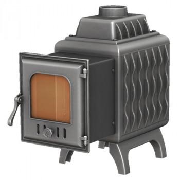 Чугунная печь FireWay Pro-Пар Кольчуга 18 (402)