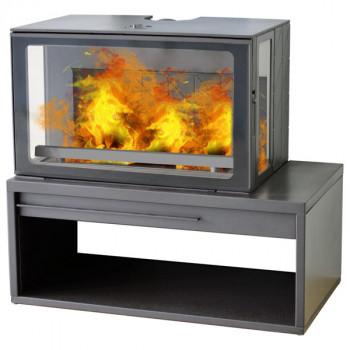 Чугунная печь Plamen Eco Minimal 50