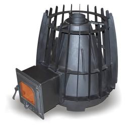 Монолитная печь для бани Tarnavva Monolity Turbina