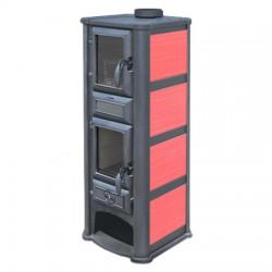 Отопительно-варочная печь Tim Sistem Lederata Plus (Тим Систем Ледерата)