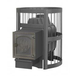 Чугунная банная печь Везувий Легенда Стандарт 16 (ДТ-4)